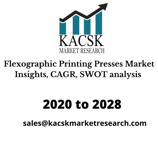 Flexographic Printing Presses Market Insights, CAGR, SWOT analysis