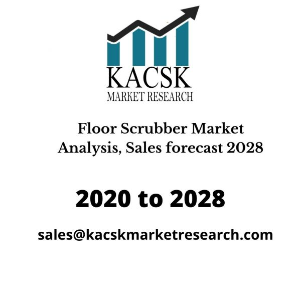 Floor Scrubber Market Analysis, Sales forecast 2028
