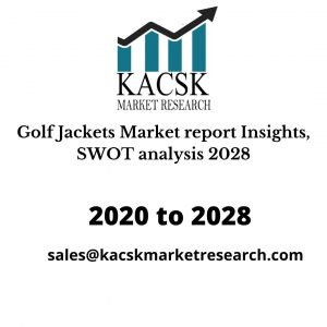 Golf Jackets Market report Insights, SWOT analysis 2028