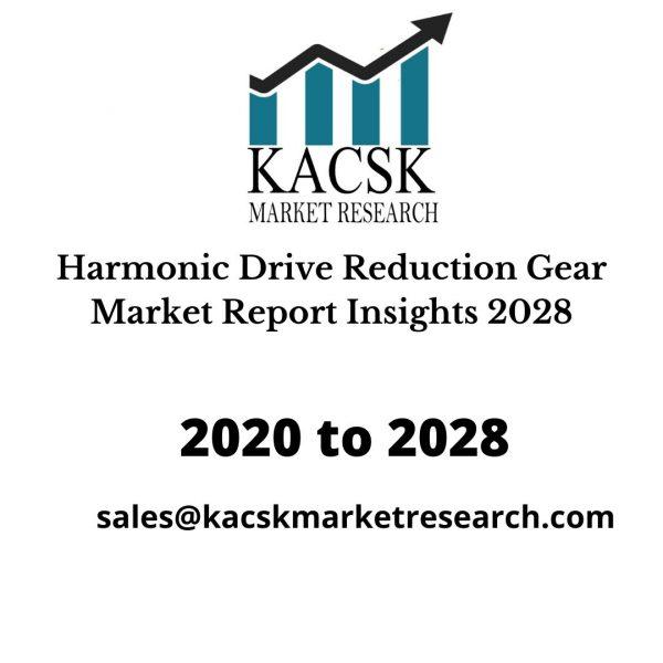 Harmonic Drive Reduction Gear Market Report Insights 2028