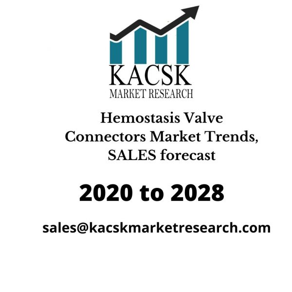 Hemostasis Valve Connectors Market Trends, SALES forecast