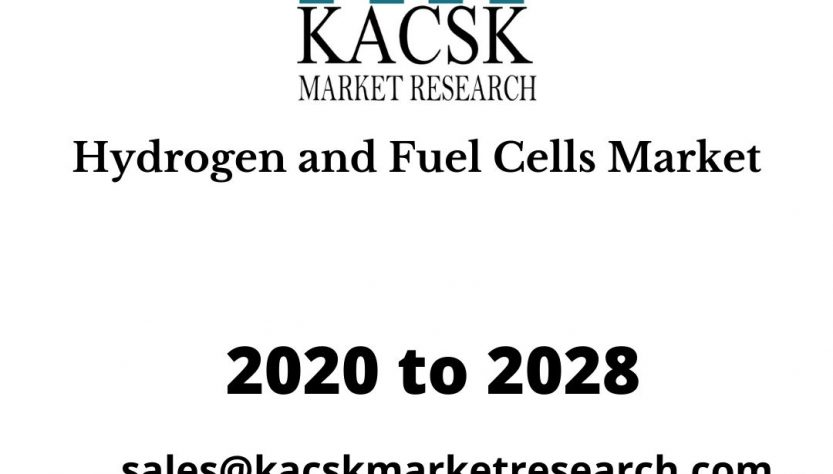 Hydrogen and Fuel Cells Market