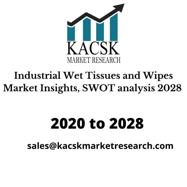 Industrial Wet Tissues and Wipes Market Insights, SWOT analysis 2028