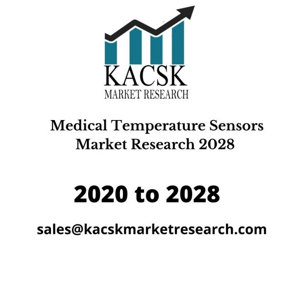 Medical Temperature Sensors Market Research 2028