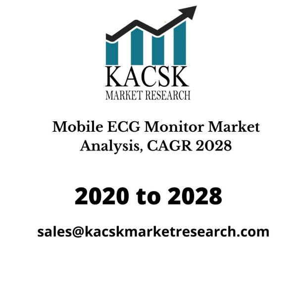 Mobile ECG Monitor Market Analysis