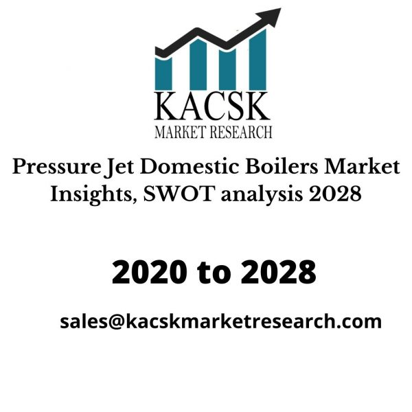 Pressure Jet Domestic Boilers Market Insights, SWOT analysis 2028