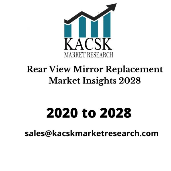 Rear View Mirror Replacement Market Insights 2028