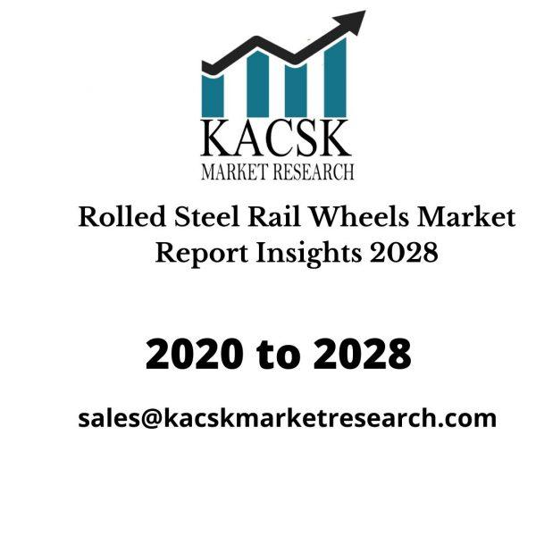 Rolled Steel Rail Wheels Market Report Insights 2028