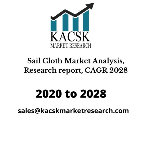Sail Cloth Market Analysis, Research report, CAGR 2028