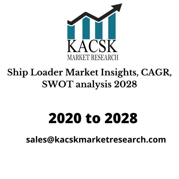 Ship Loader Market Insights, CAGR, SWOT analysis 2028