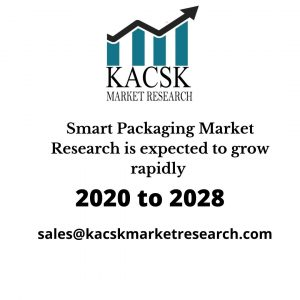 Smart Packaging Market Research is expected to grow rapidly