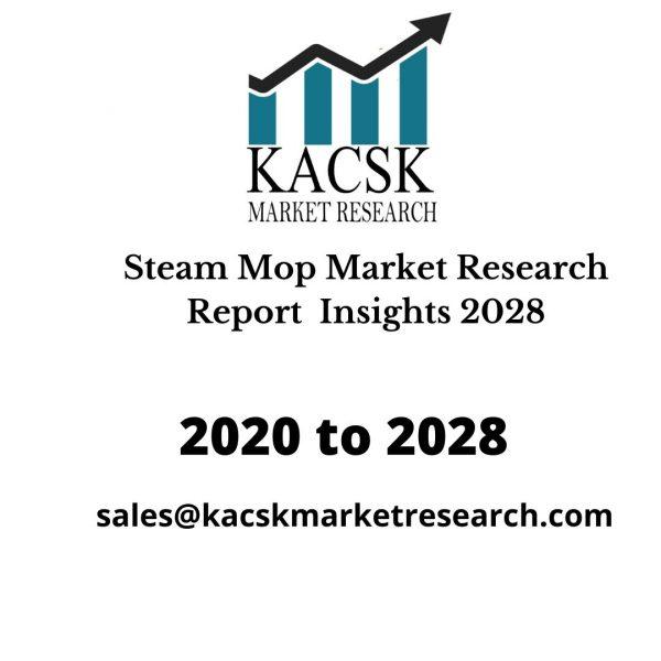 Steam Mop Market Research Report Insights 2028