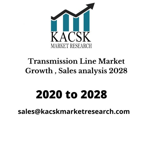 Transmission Line Market Growth , Sales analysis 2028