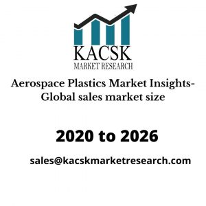 Aerospace Plastics Market Insights- Global sales market size
