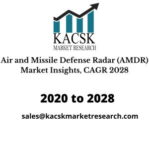 Air and Missile Defense Radar (AMDR) Market Insights, CAGR 2028