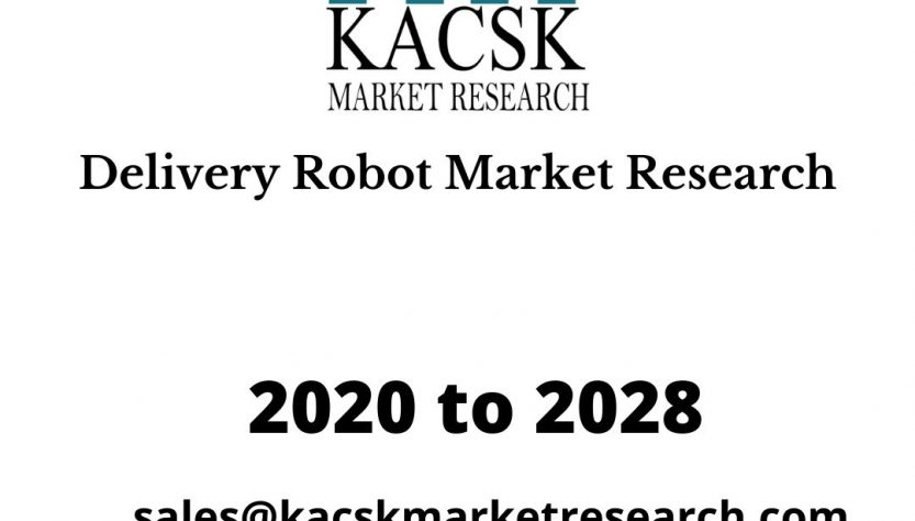 Delivery Robot Market Research