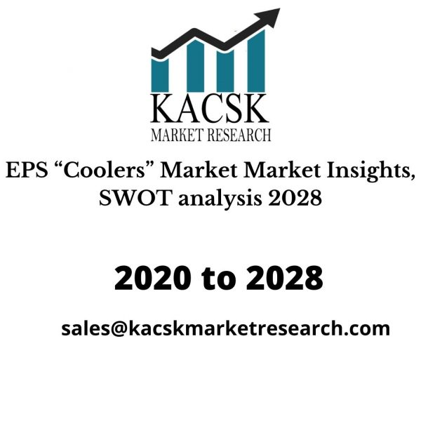 """EPS """"Coolers"""" Market Market Insights, SWOT analysis 2028"""