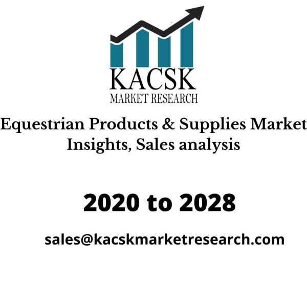 Equestrian Products & Supplies Market Insights, Sales analysis
