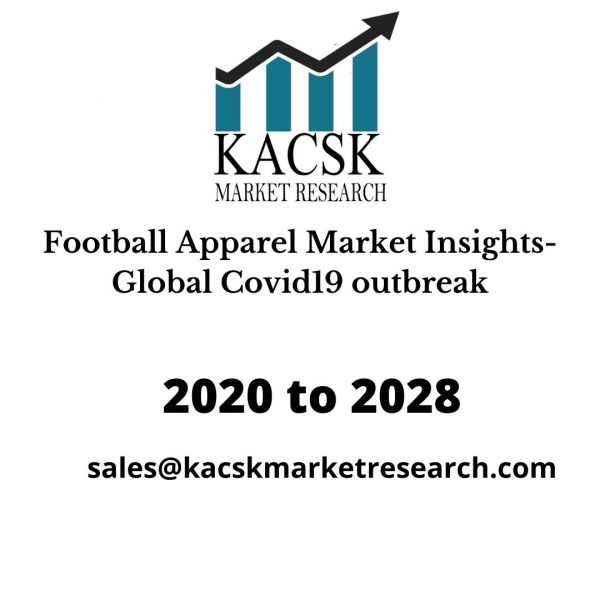 Football Apparel Market Insights- Global Covid19 outbreak