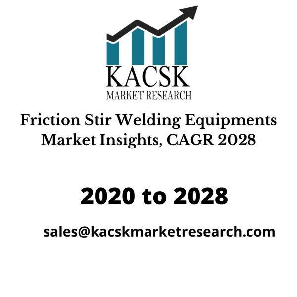 Friction Stir Welding Equipments Market Insights, CAGR 2028
