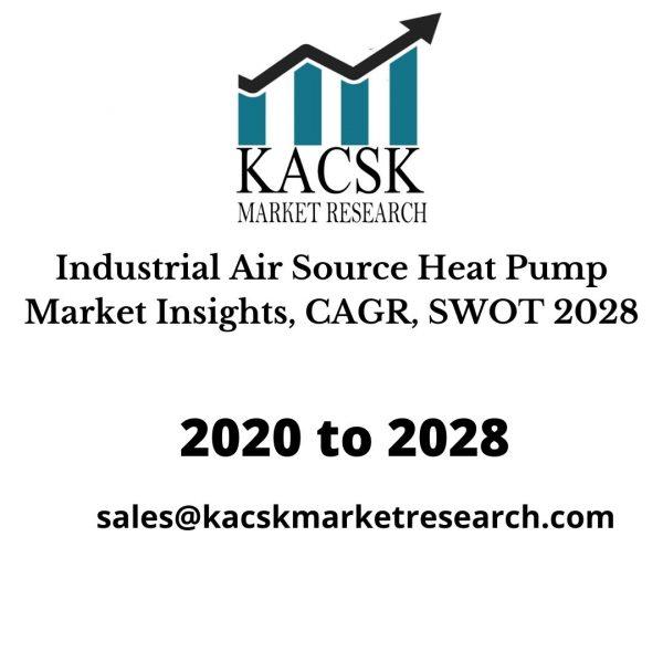 Industrial Air Source Heat Pump Market Insights, CAGR, SWOT 2028