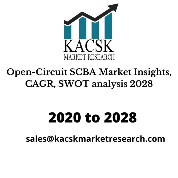 Open-Circuit SCBA Market Insights, CAGR, SWOT analysis 2028