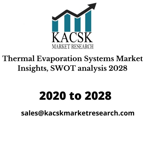 Thermal Evaporation Systems Market Insights, SWOT analysis 2028