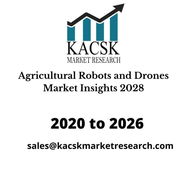 Agricultural Robots and Drones Market Insights 2028