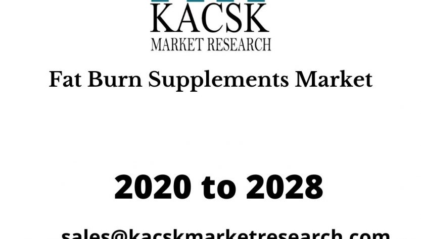 Fat Burn Supplements Market