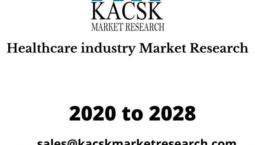 Healthcare industry Market Research