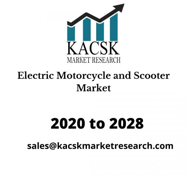 Electric Motorcycle and Scooter Market