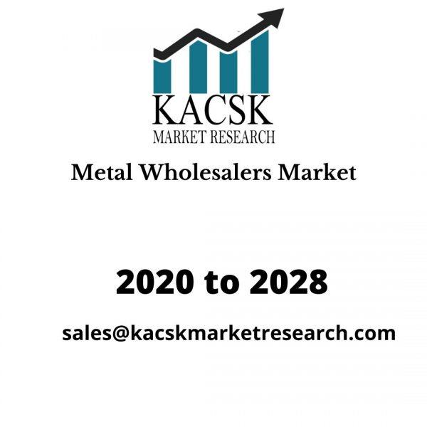 Metal Wholesalers Market
