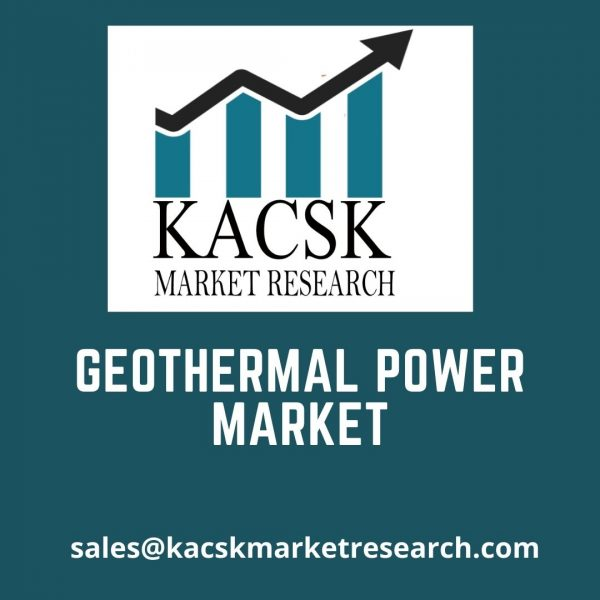 Geothermal Power Market