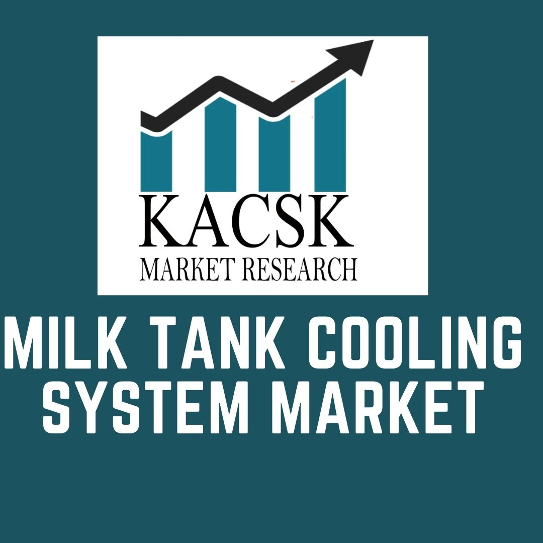 Milk Tank Cooling System Market