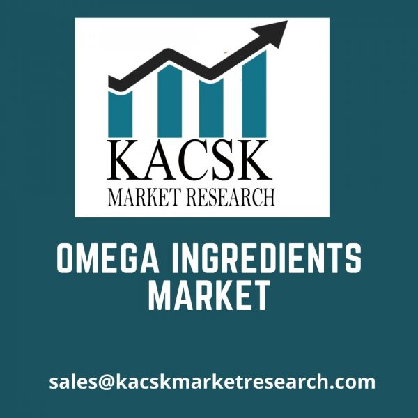 Omega Ingredients Market