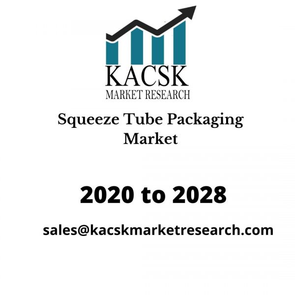 Squeeze Tube Packaging Market